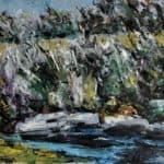 Abhainn Mhór 3 by : Irish Art by Greenlane Gallery Dingle