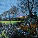 Spring, Lower Teer by : Irish Art by Greenlane Gallery Dingle