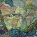 Between by Liam Holden: Irish art at The Greenlane Gallery