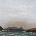 A View of the Blasket by Hugh Thompson: Irish art at The Greenlane Gallery