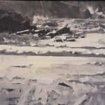 Light Breaking by Patsy Farr: Irish art at The Greenlane Gallery