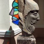 Old Man of The Hills by BEN DEARNLEY: Irish art at The Greenlane Gallery