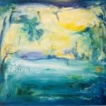 WHAT LIES BENEATH by Michael Flaherty: Irish art at The Greenlane Gallery
