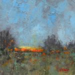 Breaking Sunlight 2 ,Kerry by Vivienne St Clair: Irish art at The Greenlane Gallery